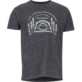 Marmot Camp Outdoor - T-shirt manches courtes Homme - gris